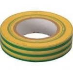 3M Ізоляційна стрічка SCOTCH 780, ПВХ, жовто-зелена, рулон 19мм х 20м