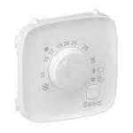 Legrand Valena IN'MATIC/ALLURE лицьова панель термостата кімнатного електронного (білий)