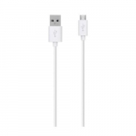 Belkin USB 2.0 MIXIT Micro USB Charge/Sync Cable 1.2 м, White