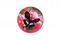 goki М'ячик-стрибунець Метелик чорно-червоний