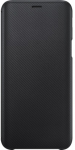 Samsung Wallet Cover для Galaxy J6 (J600) [Black (EF-WJ600CBEGRU)]