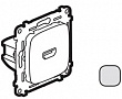 Legrand Valena ALLURE розетка HDMI 1.3 гвинтові клеми алюміній