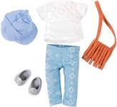 LORI Набір одягу для ляльок - сумка з бахромою