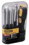 Stanley Multifunctional у наборі зі змінними стрижнями (0-62-511)