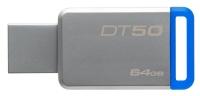 Kingston DataTraveler 50 [DT50/64GB]