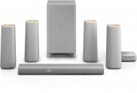 Philips CSS5530G Grey Wireless