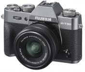 Fujifilm X-T30 + XC 15-45mm F3.5-5.6 Kit Charcoal Silver