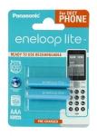 Panasonic Eneloop Lite AAA [BK-4LCCE/2DE]