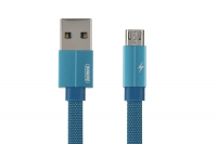 Remax Kerolla MicroUSB Data/Charge [RC-094M1M-BLUE]