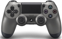 PlayStation Геймпад беспроводной Dualshock v2 Steel Black