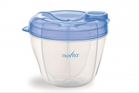 Nuvita Контейнер для зберігання молока [NV1461Blue]