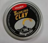 PAULINDA Розумний пластилін Thinking Clay Магнітний 30г (чорний)