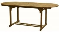 Fieldmann Стол раскладной 150 - 200 х 90 см