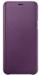 Samsung Wallet Cover для Galaxy J6 (J600) [Purple (EF-WJ600CEEGRU)]