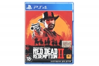 PlayStation Red Dead Redemption 2 [Blu-Ray диск]