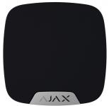 Ajax Бездротова кімнатна сирена HomeSiren, Jeweller, 105 дБ, 3V CR123A, чорна