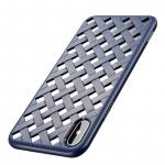 Baseus Paper-cut для iPhone X [Blue (WIAPIPHX-BG03)]
