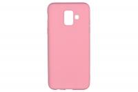 2E Basic, Soft touch для Galaxy A6 2018 (A600) [Pink (2E-G-A6-18-NKST-PK)]