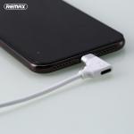 Remax 2in1 Lightning & Audio Adaptor Data/Charge [RL-LA01-WHITE]