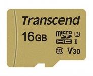 Transcend microSDXC/SDHC 500S [TS16GUSD500S]