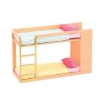 LORI Набір меблів - Двоповерхове ліжко