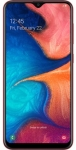 Samsung Galaxy A20 (A205F) [RED (SM-A205FZRVSEK)]
