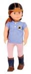 Our Generation Лялька (46 см) Жокей Елліт