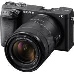 Sony Alpha 6400 [+ kit 18-135 Black]