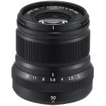 Fujifilm XF 50mm F2.0 R WR Black