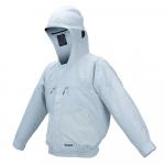 Makita DFJ207Z2XL Куртка з вентиляцією, акумуляторна, Li-ion, 10,8 В CXT, 2XL, 0,36 кг