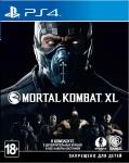 PlayStation Mortal Combat XL [Blu-Ray диск]