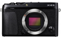 Fujifilm X-E3 body [Black]