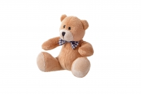 Same Toy Ведмедик світло-коричневий (13 см)