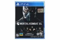 PlayStation Mortal Kombat XL [Blu-Ray диск]
