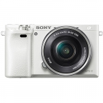 Sony Alpha 6000 [Kit 16-50 White]