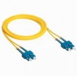 Legrand SC/UPC-SC/UPC, 9/125, OS1, duplex, LSZH, LSC2, 3м