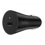 Belkin Car Charger (27W) Power Delivery Port USB-C 3.0A, black