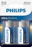 Philips Ultra Alkaline [LR20E2B/10]