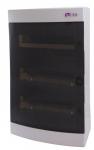 ETI ECT 36PT (наружный 3х12мод, дверь прозр, IP40)