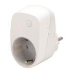 Zipato Розумна розетка Energy Plug in Switch, Z-wave, 230V, макс. 11А, 1.5кВт, білий