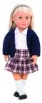 Our Generation Лялька (46 см) Емільєн в шкільній формі