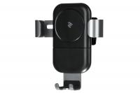 2E Gravity Car Mount Wireless Charger (10W, black)