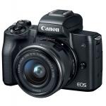 Canon EOS M50 + 15-45 IS STM Kit [Black]