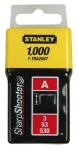 Stanley 1-TRA204T Скоби 6мм (1000шт.) (блістер)