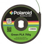 Polaroid Картридж з ниткою 1.75мм/0.75кг PLA, зелений