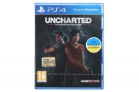 PlayStation Uncharted: Втрачена спадщина [Blu-Ray диск]
