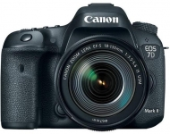 Canon EOS 7D Mark II [+ объектив 18-135 IS USM]