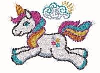 Sequin Art Набір для творчості RED Unicorn
