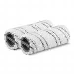 Karcher Комплект роликових падов для FC 5 Premium (сірий)