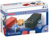 fischertechnik Конструктор Набір LED підсвічування і звуковий контролер